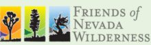 Friends of Nevada Wilderness Logo